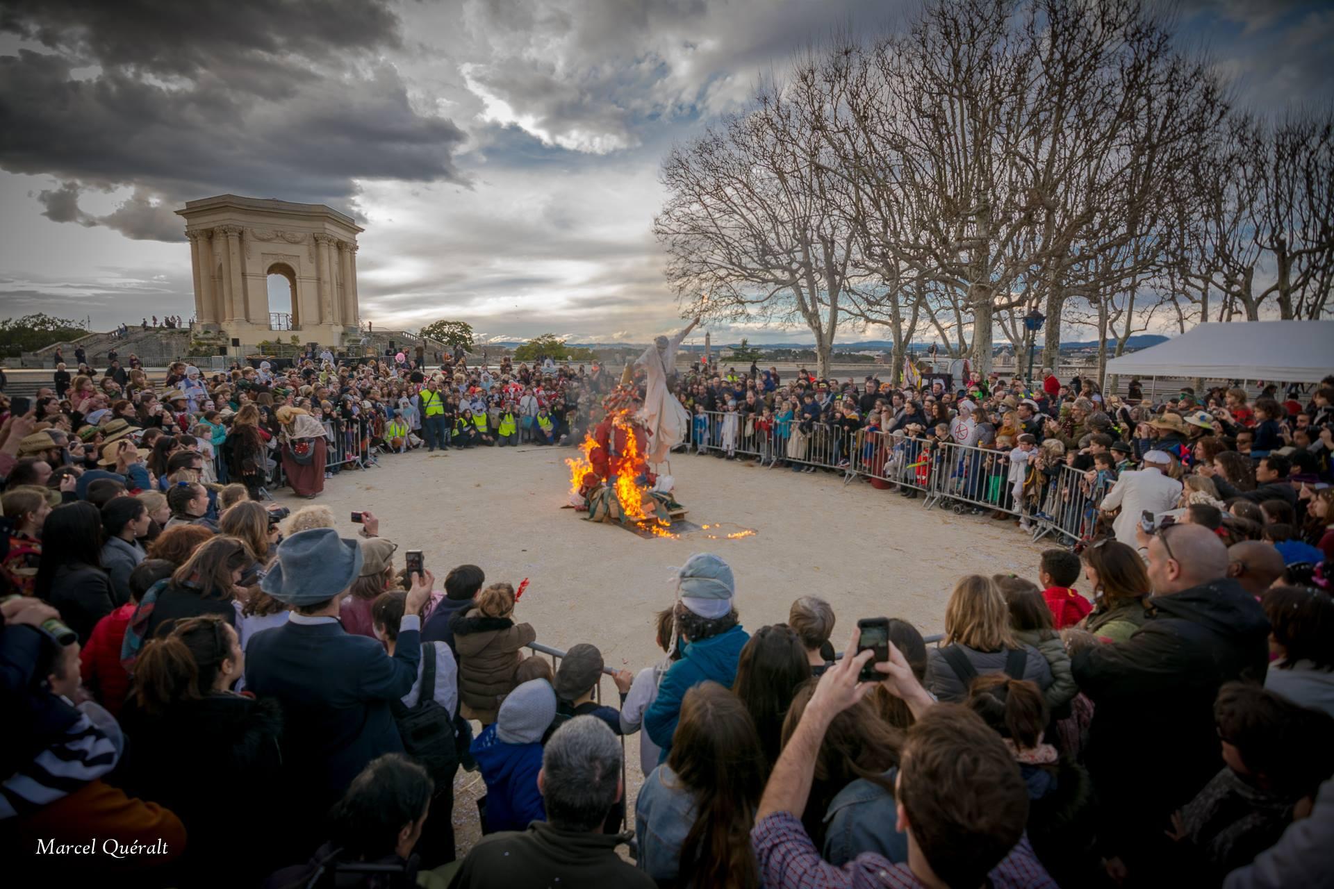 Rebat dau Carnaval de Montpelhièr 2018