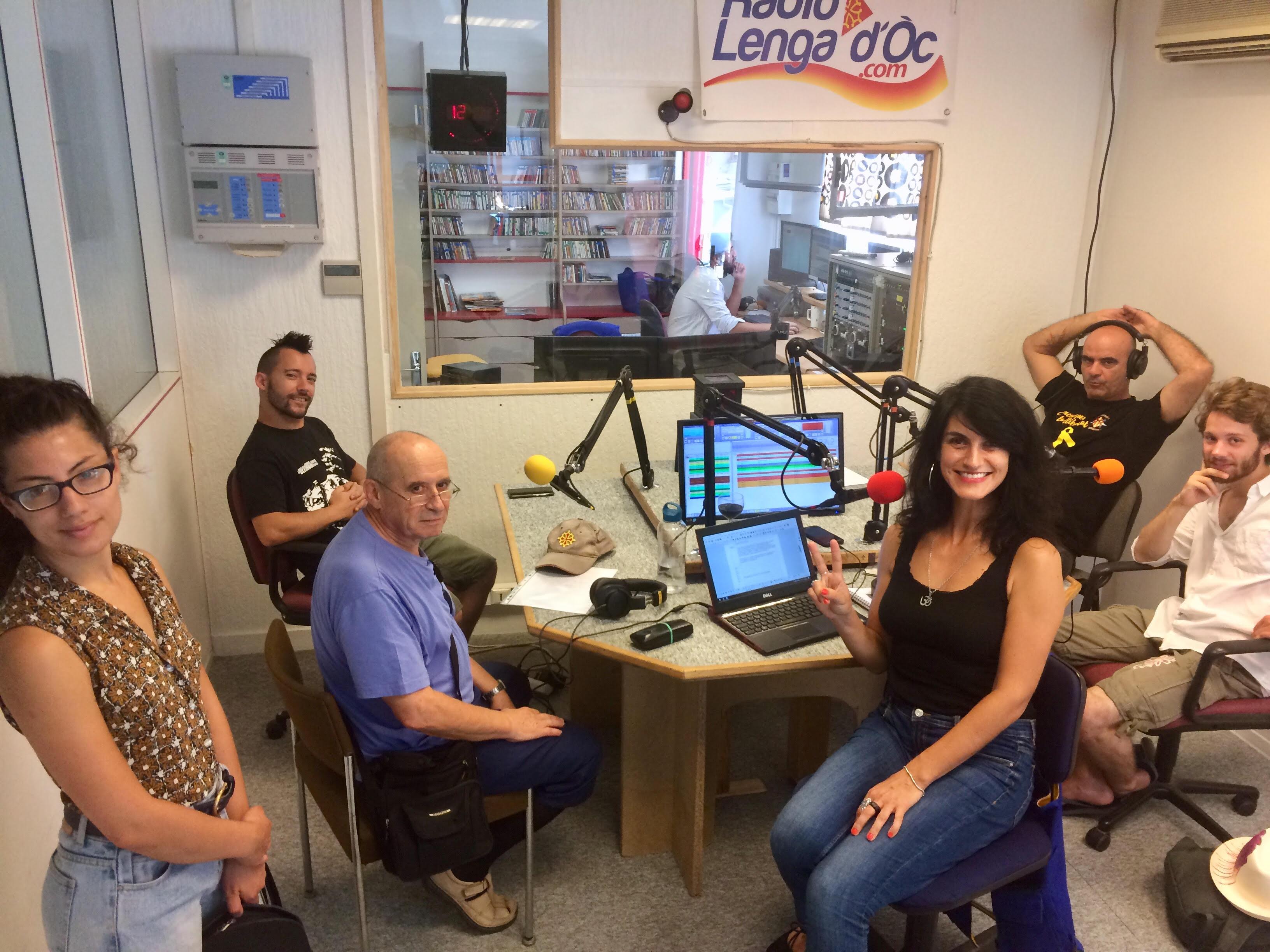 2018-09-21 - Aurelien, Alegria, Fred e Flo (Miegjornau)