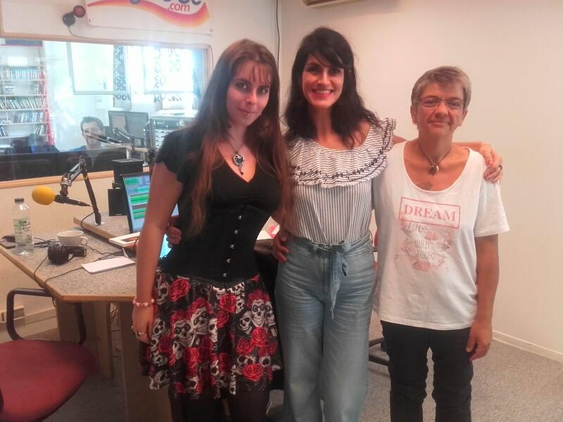 2018-10-05 - Amada Cros, Gisela, Cecilia (Miegjornau)