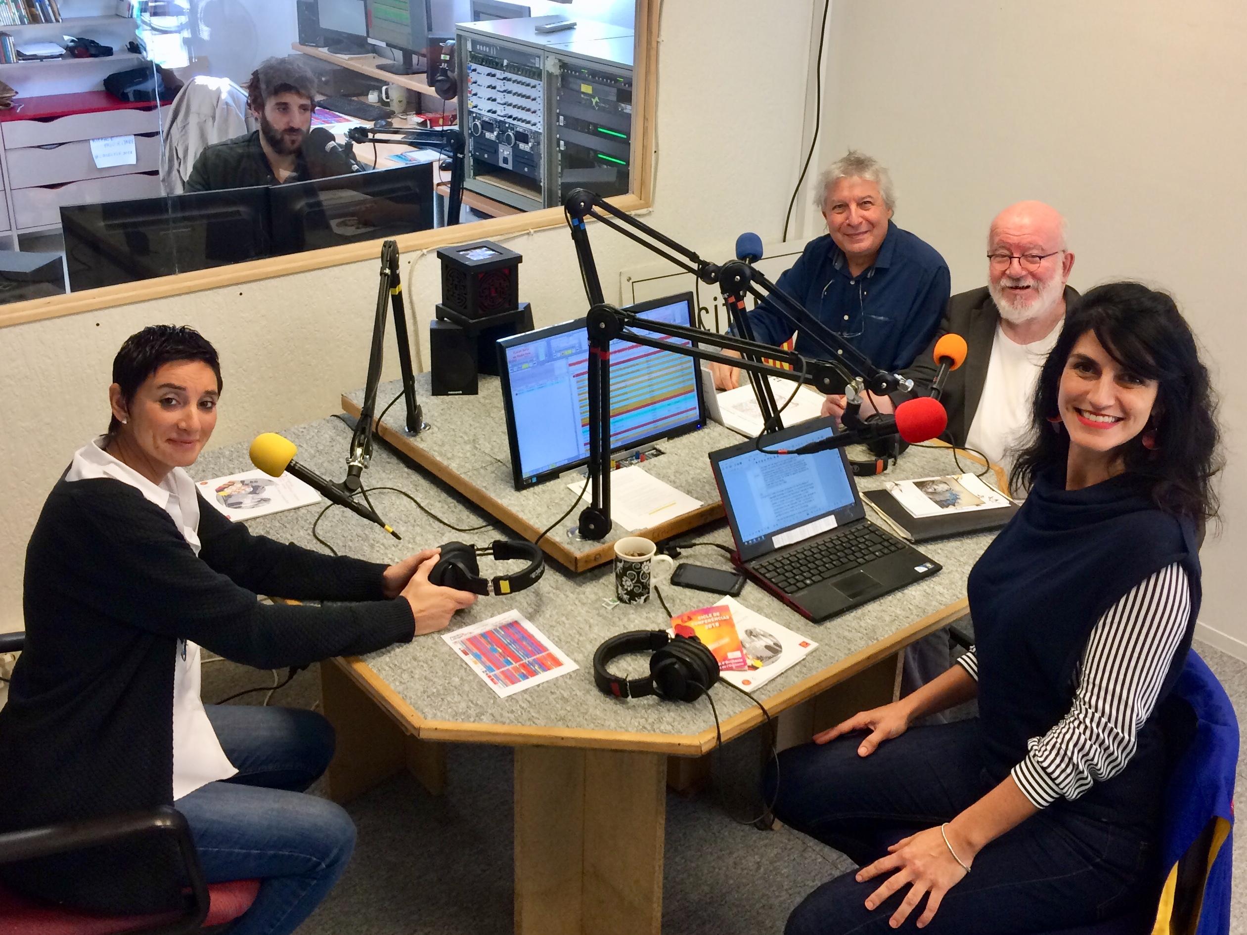 2018-10-23 - Sandra Hurtado-Ròs, GérardZuchetto e Jean Tuffou (Miegjornau)