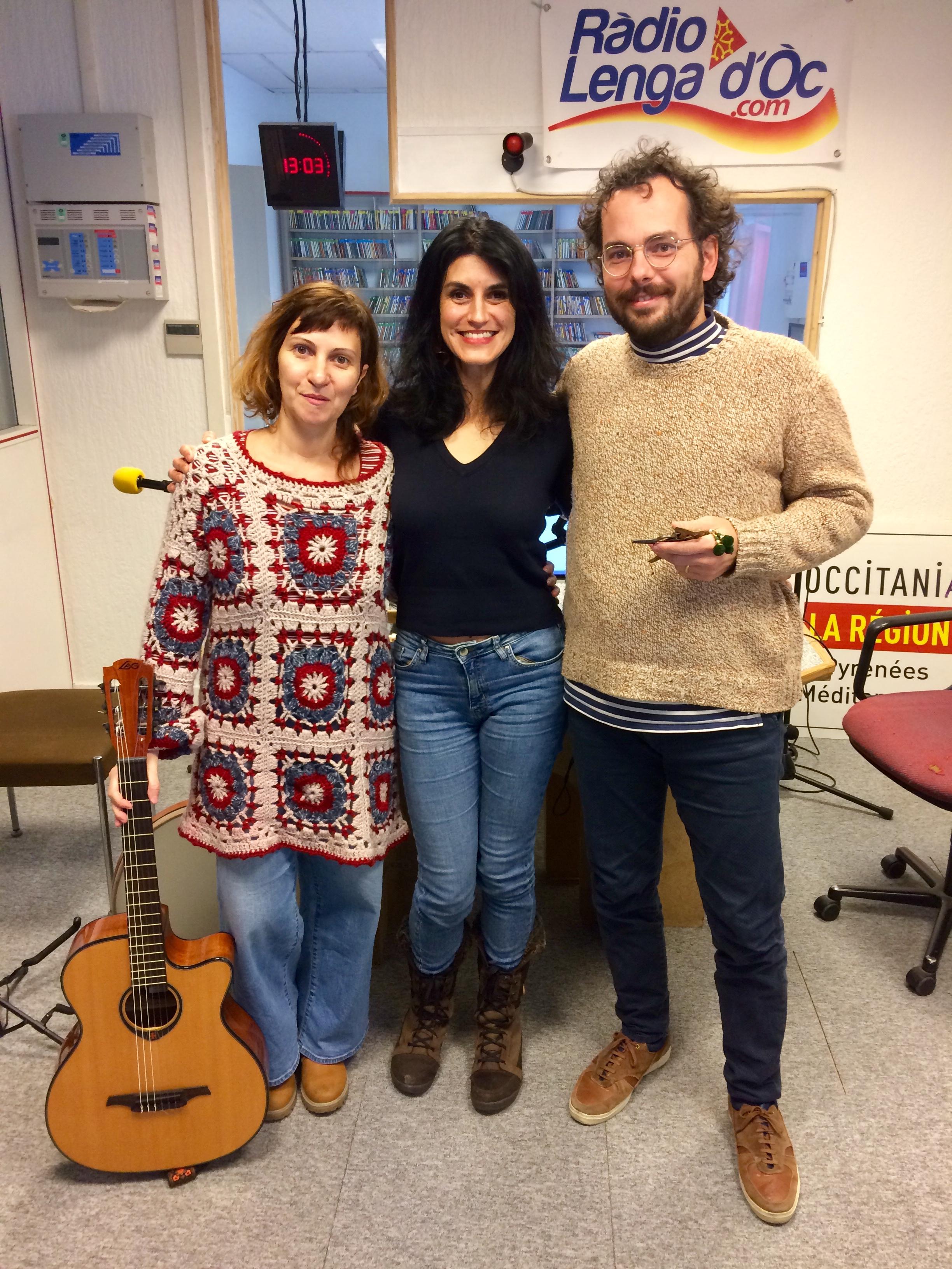 2018-11-19 - Liliana Di Calògero e Mathias Esnault 02 (Miègjornau)