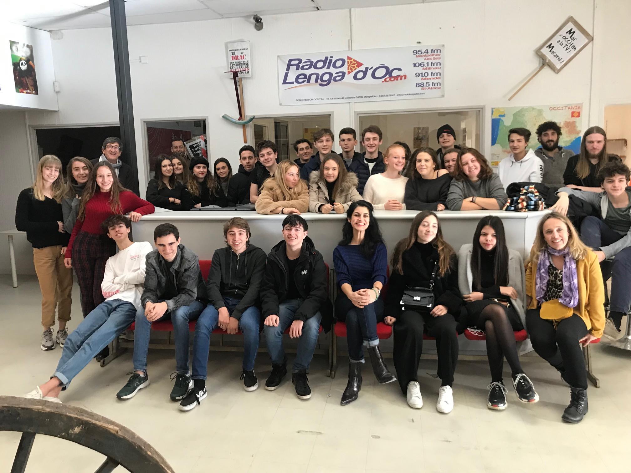 2019-01-15 - Los joves del licèu Massena de Nissa