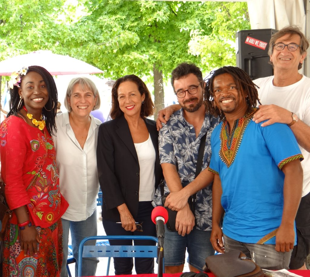 Antigone des associations 2019